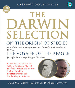 The Darwin Selection: On the Origin of Species/The Voyage of the Beagle