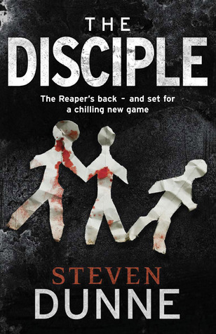 The Disciple (Damen Brook, #2)