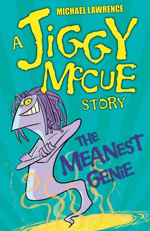 The Meanest Genie (Jiggy McCue #4)