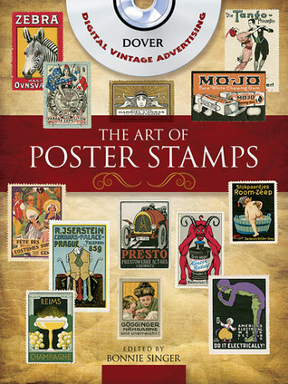 The Art of Poster Stamps CD-ROM and Book