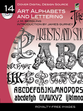 Dover Digital Design Source #14: Art Alphabets and Lettering