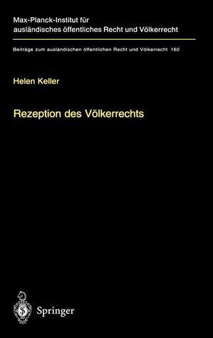 Rezeption des Volkerrechts