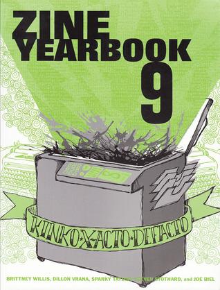 Zine Yearbook 9