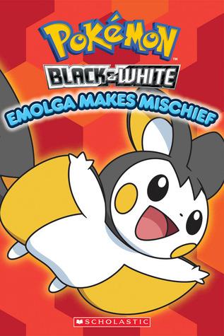 Emolga Makes Mischief