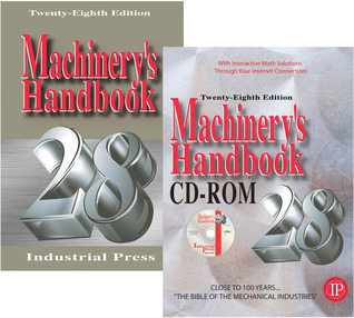 Machinery's Handbook [with CD-ROM]