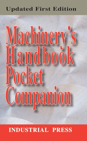 Machinery's Handbook Pocket Companion Revised First Edition