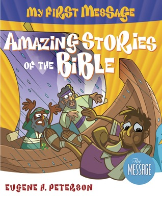 Amazing Stories Of The Bible
