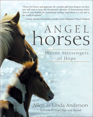 Angel Horses by Allen Anderson