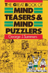 The Great Book of Mind Teasers  Mind Puzzlers