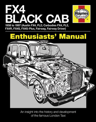 FX4 Black Cab: An insight into the history and development of the famous London Taxi