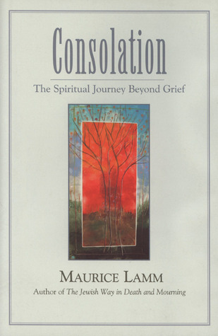 Consolation: The Spiritual Journey Beyond Grief
