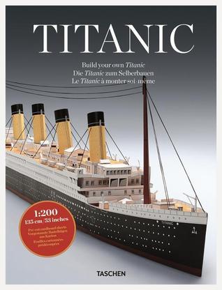 Build Your Own Titanic por Taschen