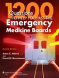 1200 Questions to Help You Pass the Emergency Medicine Boards 978-1451131628 DJVU EPUB por Amer Z. Aldeen