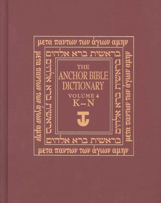 The anchor bible dictionary volume 4 by david noel freedman fandeluxe Gallery
