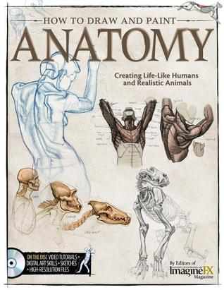 How To Draw And Paint Anatomy Professional Artists Teach You