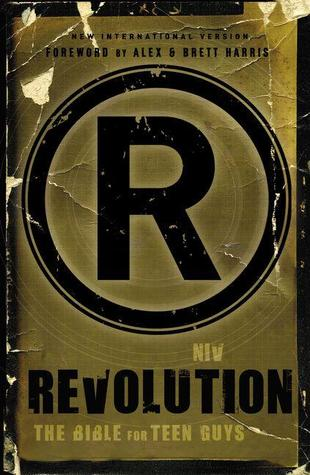 NIV, Revolution: The Bible for Teen Guys, Hardcover: Updated Edition