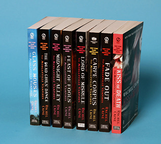 The Morganville Vampires, #1-8