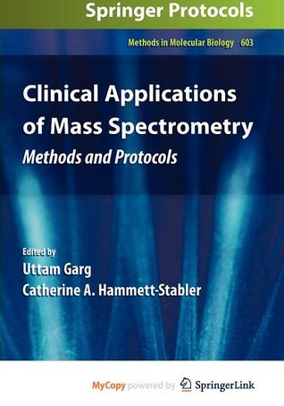 Clinical Applications of Mass Spectrometry