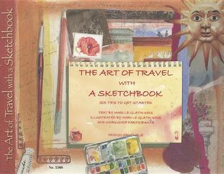 The Art Of Travel With A Sketchbook: Six Tips to Get Started