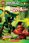 Snake Attack! (LEGO Ninjago Chapter Book #5)