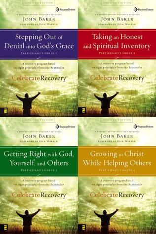 celebrate recovery participants guide set by john baker rh goodreads com celebrate recovery participant's guide celebrate recovery participant guides pdf