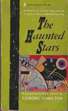 The Haunted Stars (Vintage Pyramid Sf, F 698)