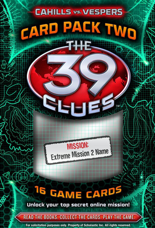 Cahills Vs. Vespers: Card Pack Two (The 39 Clues)