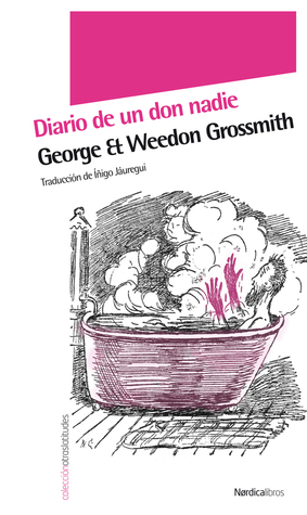 Ebook Diario de un don nadie by George Grossmith read!
