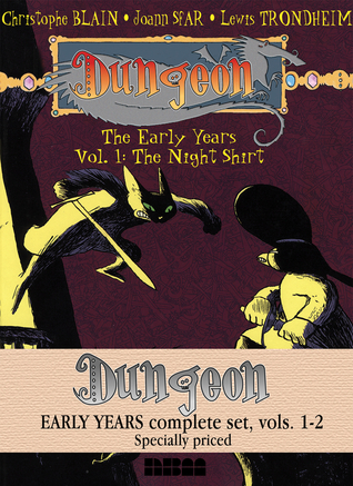 Dungeon: Early Years Complete Set, Vols. 1-2