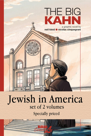 Jewish in America: A Set of Neil Kleid Graphic Novels