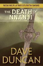 The Death of Nnanji (The Seventh Sword, #4)