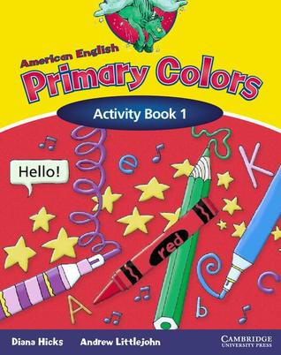 1922839 - Primary Colors Book