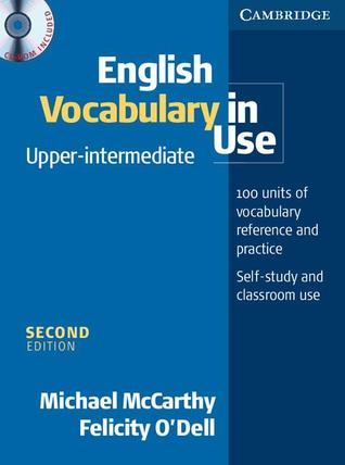 English Vocabulary in Use Upper-Intermediate with CD-ROM
