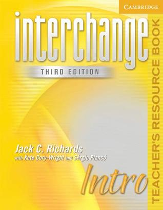 Interchange Intro Teacher's Resource Book