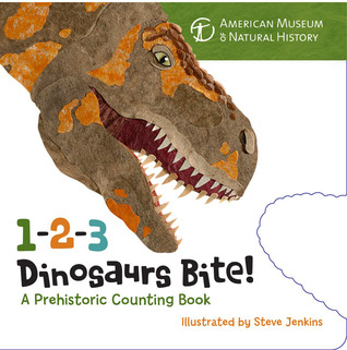 1-2-3 Dinosaurs Bite: A Prehistoric Counting Book 978-1402777226 por American Museum of Natural History MOBI TORRENT