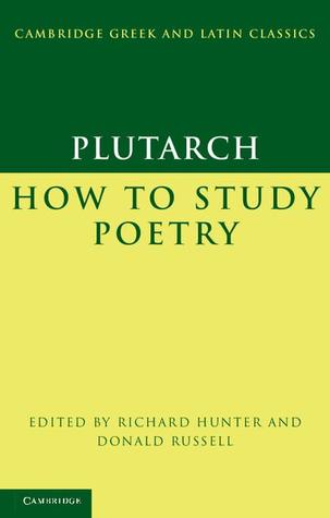 How to Study Poetry