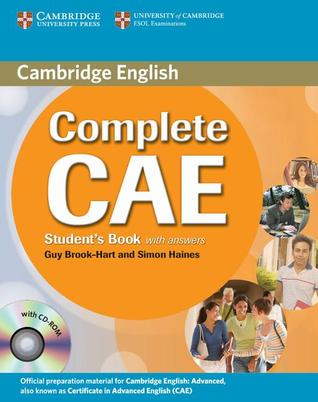 Complete CAE Students Book