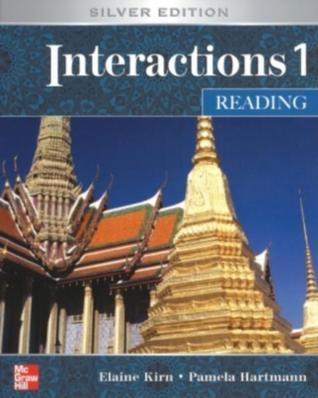 Interactions/Mosaic: Silver Edition - Interactions 1 (Low Intermediate to Intermediate) - Reading Class Audio CD