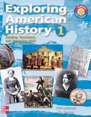 Exploring American History 1: Reading, Vocabulary, and Test-Taking Skills