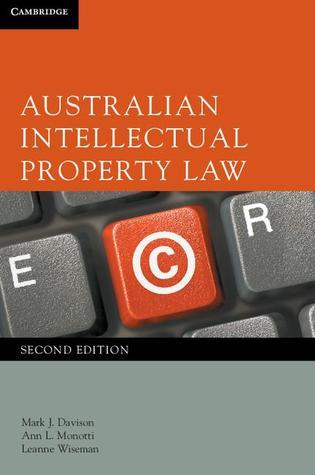 Australian Intellectual Property Law