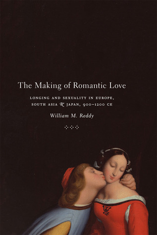 Resultado de imagen para william reddy the making of romantic love image
