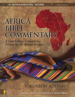 Africa Bible Commentary: A One-Volume Commentary Written by 70 African Scholars (ePUB)