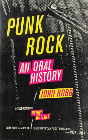 Punk Rock by John Robb