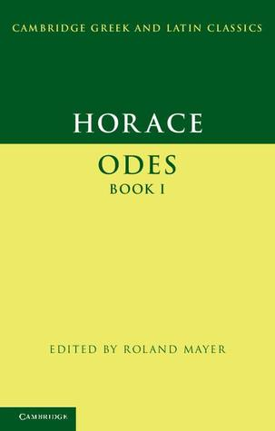 Horace: Odes Book I
