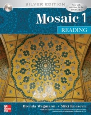 Mosaic 1 : Reading - With CD Silver Edition