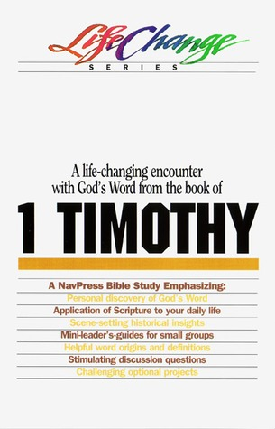 Bible study on the book of 1 timothy