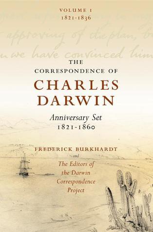 The Correspondence of Charles Darwin 1821-60, 8 Vols