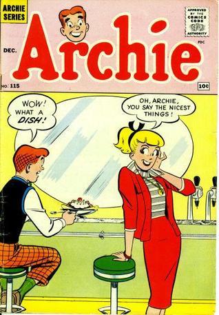 Archie Comics #115