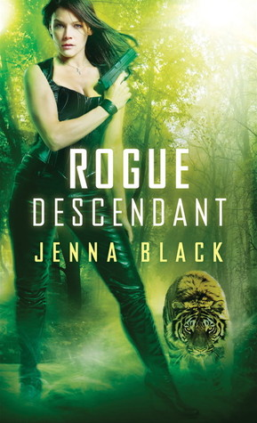 Rogue Descendant(Nikki Glass 3)