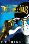 A Tangle of Traitors (The Phenomenals, #1)